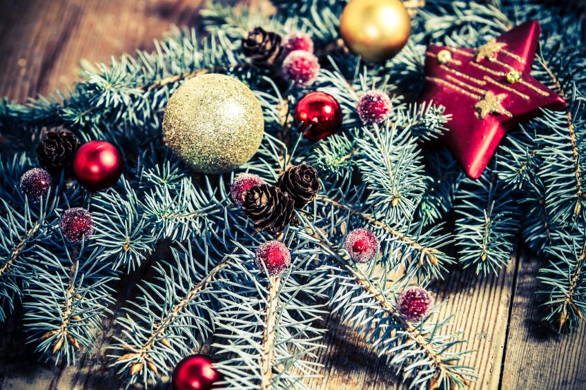 Decora en Navidad reciclando