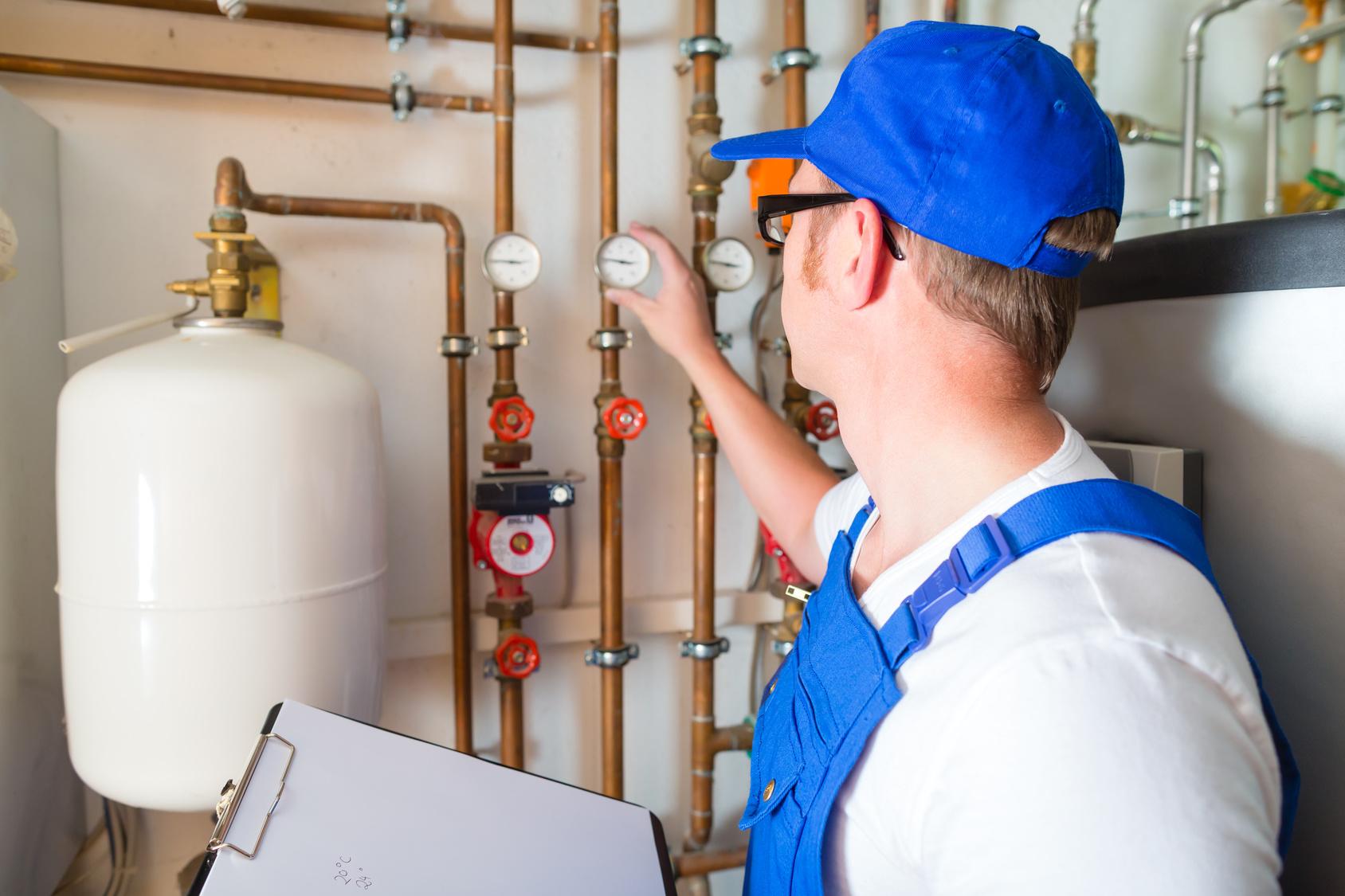 Revisión instalación gas vivienda