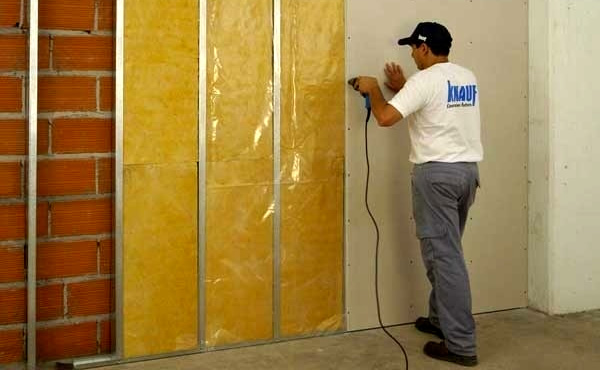 Aislar t rmicamente por el interior vivienda saludable - Aislamiento termico paredes ...