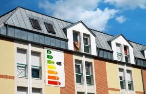 Etiqueta certificado energético vivienda