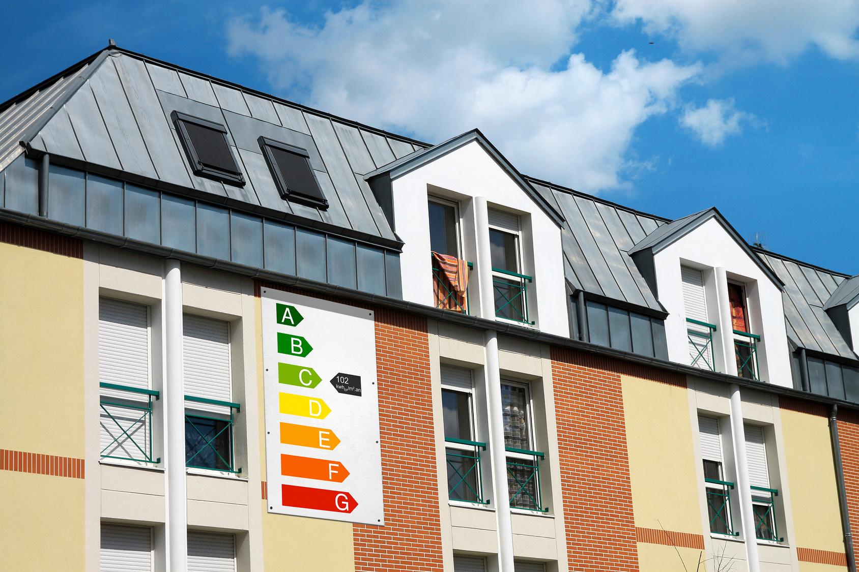 Etiqueta energética vivienda