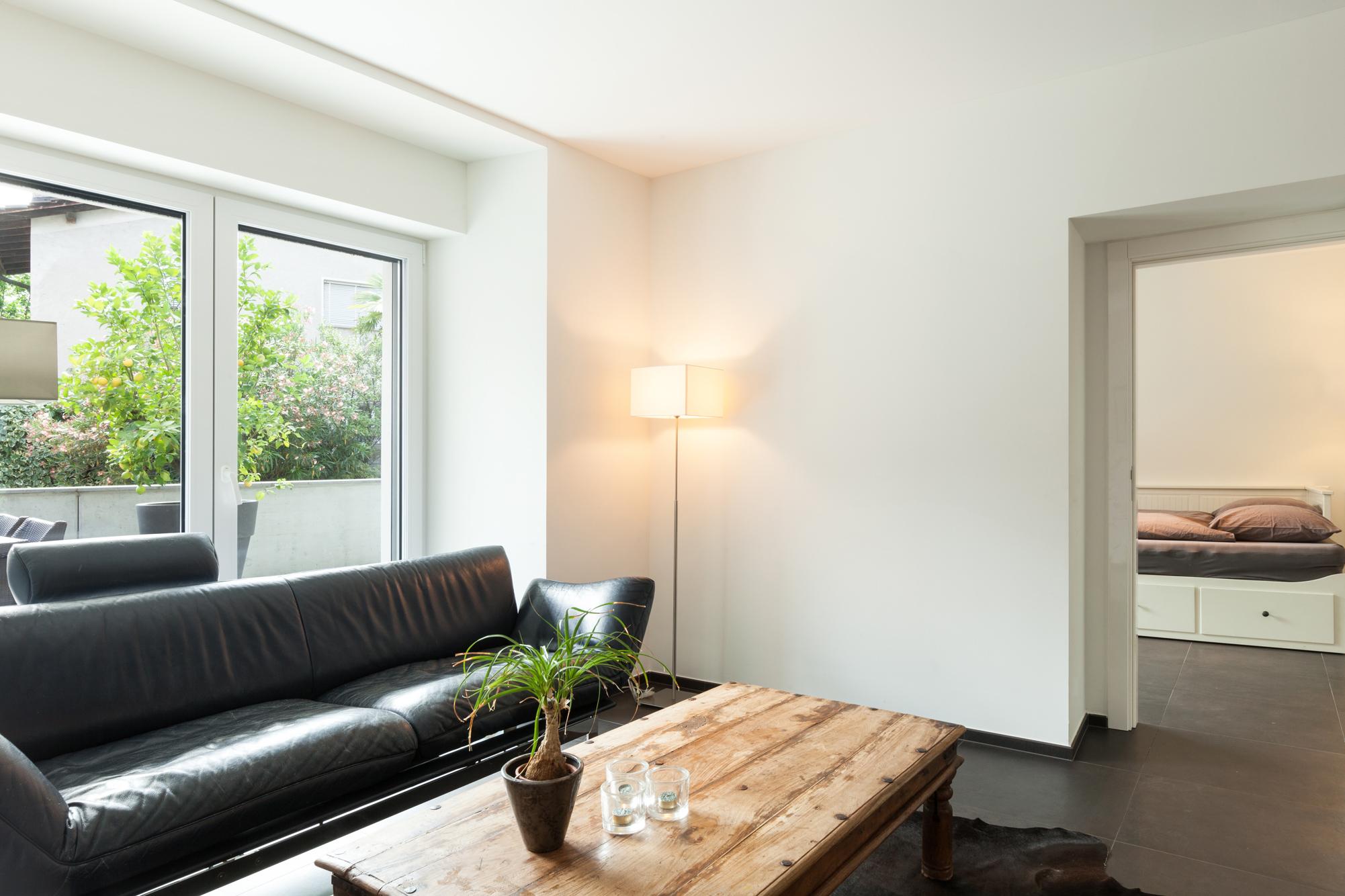 Muebles interior casa pasiva