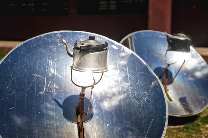 aparatos energía renovable