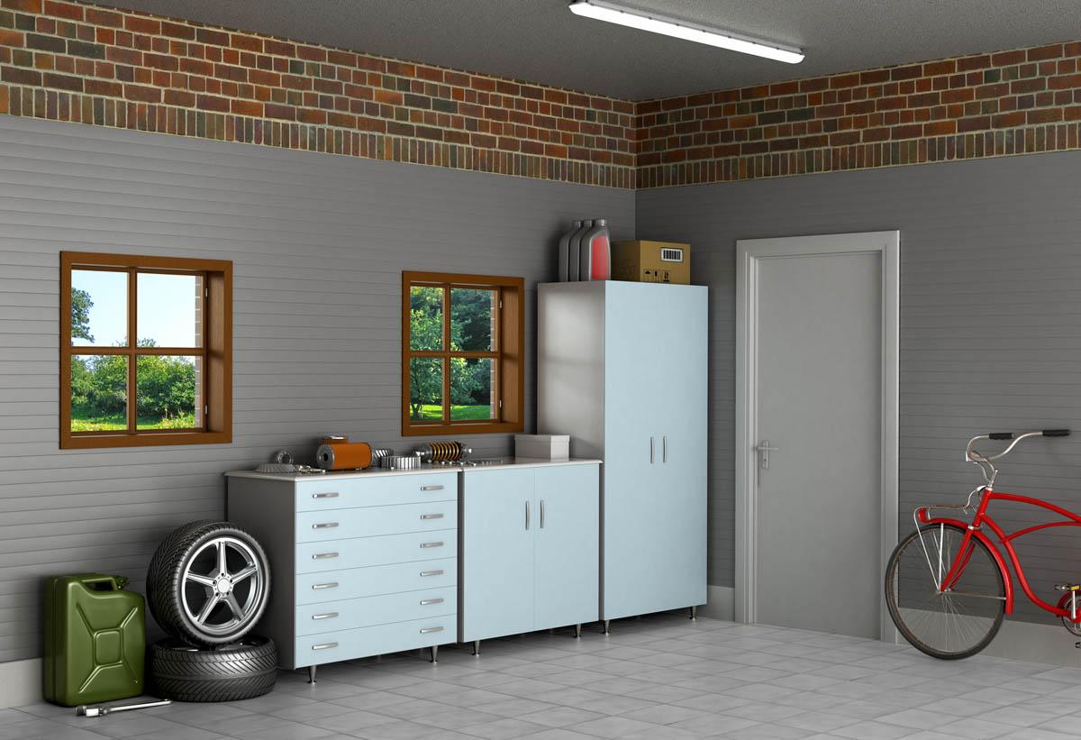 Razones por las que debes tener ordenado tu garaje