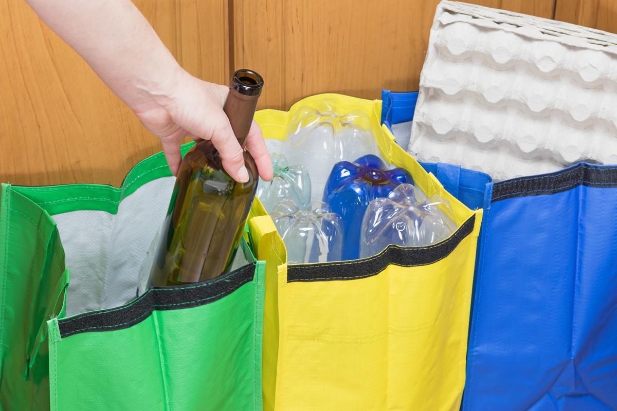 Reciclar correctamente en el hogar