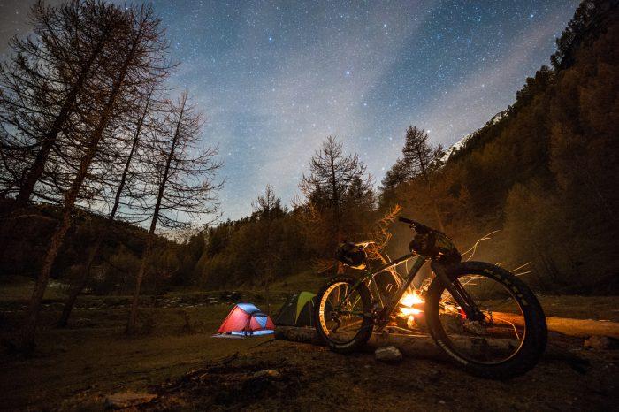 Camping o glaming