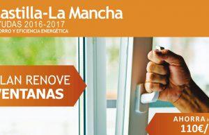 Plan Renove Castilla-La Mancha 2016