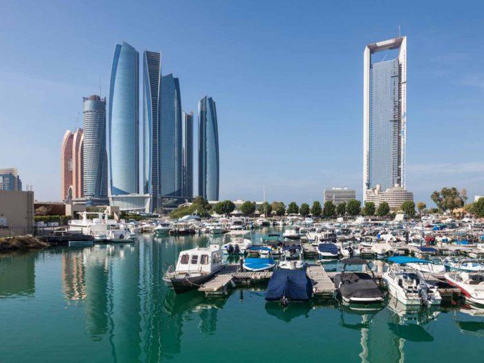 Abu Dabhi, Emiratos Arabes
