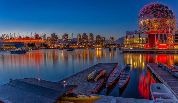 Imagen Vancouver, Canadá