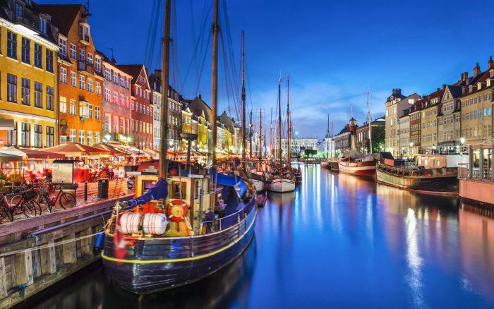 Copenaghe, Dinamarca