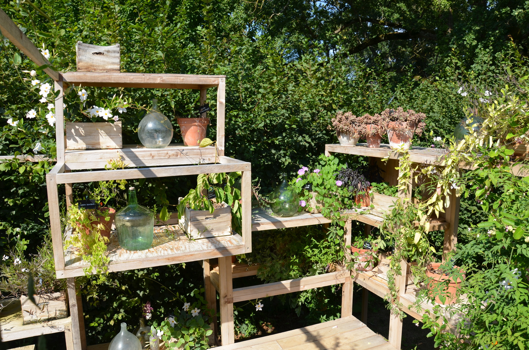 Organiza tu terraza vivienda saludable - Almacenaje exterior ...