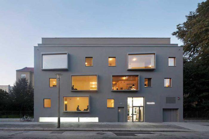Casa PassivHaus Berlín
