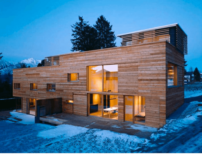 Casa passivhaus