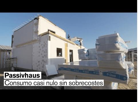 Casa PassivHaus en Madrid