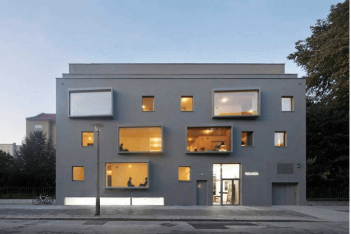 Casa Passivhaus Berlin
