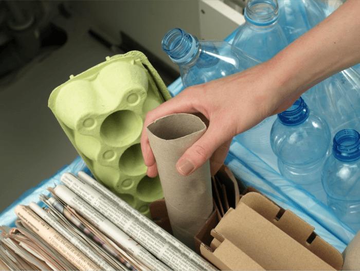 Reciclaje de la basura