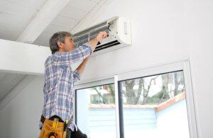 pasos para instalar aire acondicionado