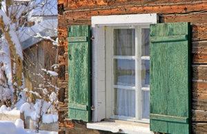 conservar ventanas de madera