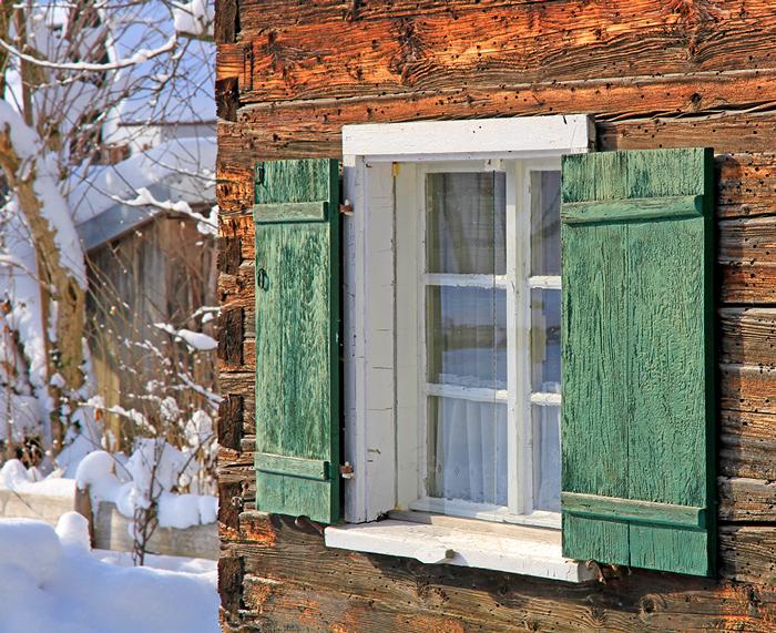 limpiar y conservar ventanas de madera