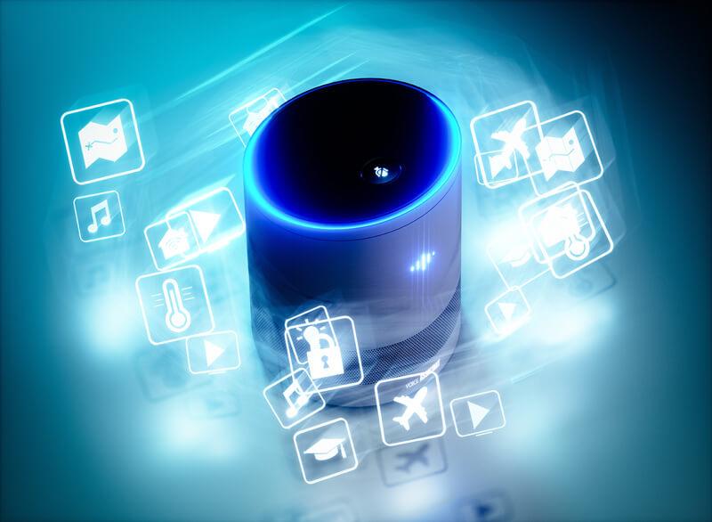 ayudantes virtuales para el hogar