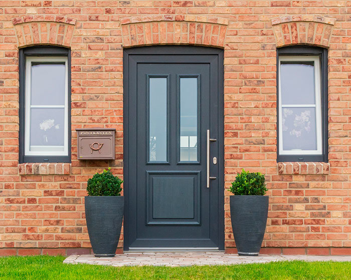 Cu l es la mejor puerta para mi casa vivienda saludable for Como cambiar las puertas de casa