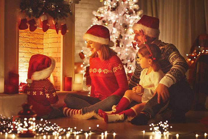 celebrar una navidad más eficiente