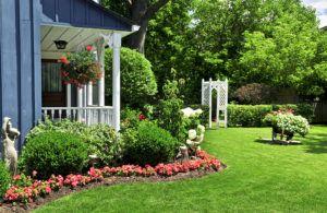 organizar el jardin
