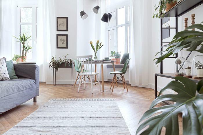 Cómo conseguir un hogar más cálido con decoración