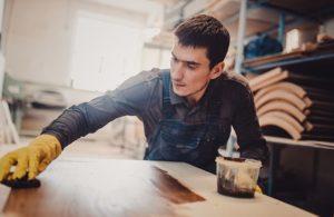 estilos para pintar muebles de madera