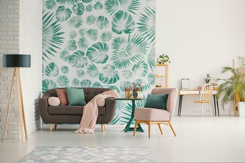 decorar paredes del salón
