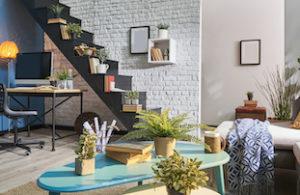 aprovechar el espacio de la casa