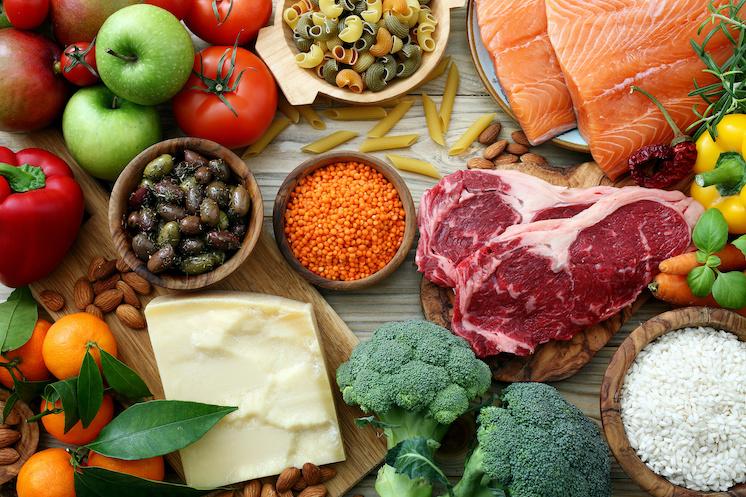 Pornerse en forma con la dieta mediterranea
