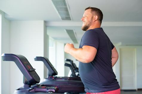 Pornerse en forma con ejercicio