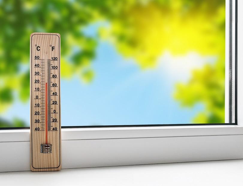 Aislamiento calor verano