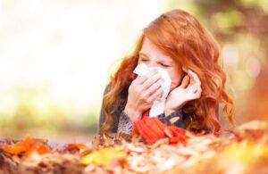 Alergias otoño