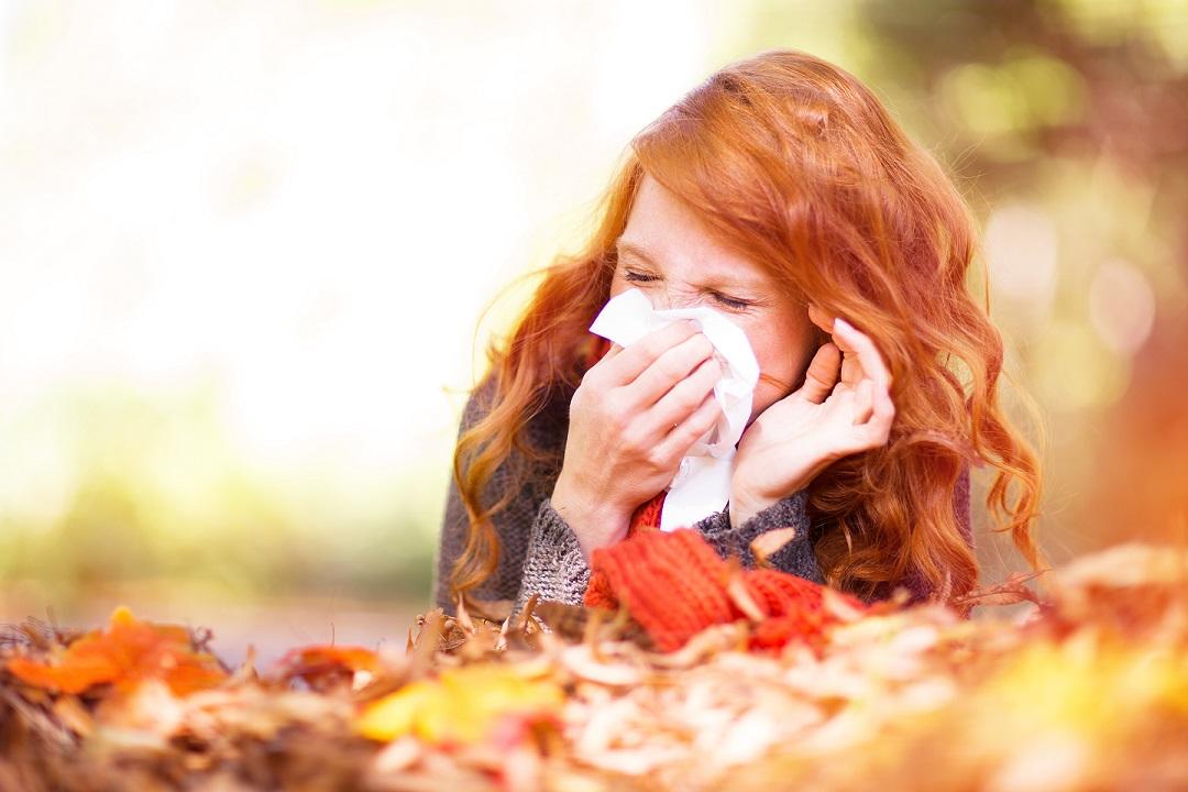 Alergias del otoño