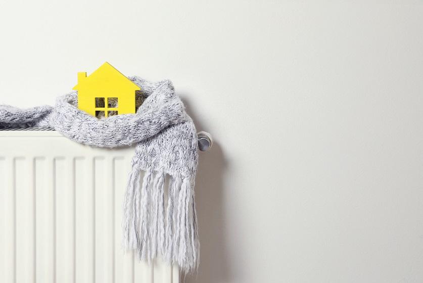 proteger casa frío